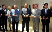 SELÇUK ÜNIVERSITESI - Selçuk'ta '15 Temmuz Destanı' Afiş Sergisi Açıldı