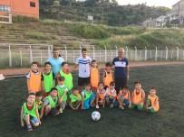 Simav'da Küçükler Futbol Turnuvası