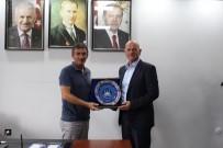 SIRBİSTAN - Sırbistan Türkleri Derneği'nden Adapazarı Belediyesi'ne Ziyaret