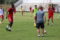 FUTBOL TURNUVASI - Sivasspor, İkinci Etap Çalışmalarına Bolu'da Devam Ediyor