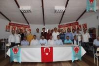 METIN DEMIREL - Siverek'te Şehit Aileleri Ve Gazileri İle Yardımlaşma Derneği Kuruldu