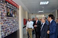 Tekirdağ'da '15 Temmuz Sokağı'nın Açılışı Yapıldı