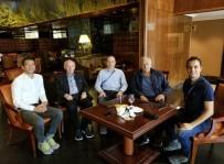 SERVET YARDıMCı - TFF Yetkililerinden Cüneyt Çakır Ve Ekibine Tebrik