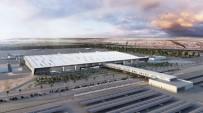 KUVEYT ULUSLARARASI - Türk Şirketi Kuveyt'i Yeni Nesil Uluslararası Havaalanı Terminali İle ABD'ye Bağladı