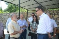 İL GENEL MECLİSİ - Ürkmezer, Köy Ziyaretlerine Devam Ediyor