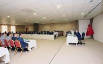 BÜROKRASI - Vali Varol'dan Yöneticilerle Toplantı