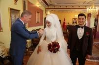 DÜĞÜN FOTOĞRAFI - Valilik Makamında Düğün Fotosu