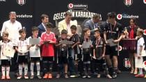 BEŞİKTAŞ - Vodafone Geleceğin Karakartalı Projesiyle Beşiktaş Alt Yapısına Katılacak Futbolcular Belli Oldu