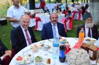 MUSTAFA ŞENTOP - 15 Temmuz Nedeniyle Şehit Yakınları, Gazi Ve Aileleri Bir Araya Geldi