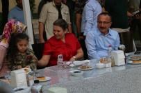 SİİRT VALİSİ - 15 Temmuz Şehitleri Anısına Yemek Verildi
