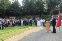 EKONOMIK İŞBIRLIĞI VE KALKıNMA ÖRGÜTÜ - 15 Temmuz Şehitleri İkinci Yılında Fransa'da Anıldı
