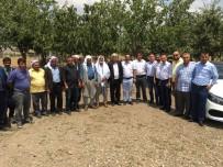 ALATOSUN - AK Parti Bağlar Teşkilatı Köylere Çıkarma Yapmaya Devam Ediyor