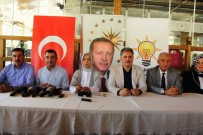 AHMET ÇAKıR - AK Parti Milletvekilleri Basınla Buluştu