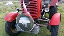 GÜRCISTAN - Avusturyalı Çiftçi Traktörle Avrupa Turu Yapıyor