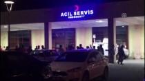 GAZİ YAŞARGİL - Bahçede Oturan Aile Bireylerine Silahlı Saldırı Açıklaması 2 Ölü, 1 Yaralı