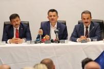 AYDIN ŞENGÜL - Bakan Pakdemirli Açıklaması 'İzmir Hakkını Almalı'