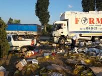 Balıkesir'de Zincirleme Kaza Açıklaması Ortalık Savaş Alanına Döndü