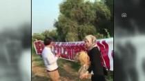 Balon Turuna Davet Etti Sürpriz Evlilik Teklifi Yaptı
