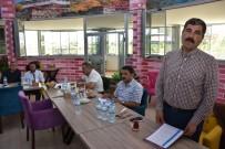 OTOBÜS TERMİNALİ - Başkan Asya, Hizmetler Hakkında Bilgiler Paylaştı