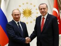 ASTANA - Başkan Erdoğan'dan kritik göüşme