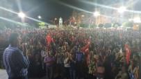 TEZAHÜR - Başkan Konuk Açıklaması '15 Temmuz Demokrasinin Zaferi, Güçlü Türkiye Şehitlerin Eseri'