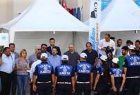 MEHMET AKİF ERSOY - Başkan Yazgı, Mehmet Akif Ersoy Mahallesi Sakinleriyle Buluştu