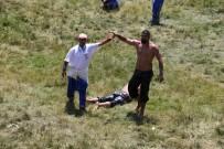 Başpehlivanlar Kırkpınar'da Kıran Kırana Güreşti