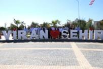 ÖMER ÇİMŞİT - Büyükşehir Belediyesinden Viranşehir'e Büyük Yatırımlar
