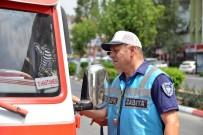 TOPLU TAŞIMA - Büyükşehir'in Toplu Taşıma Denetimleri Sürüyor