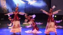 GÜNEY AMERIKA - Dansçılar Bursa'dan Dünyaya Barış Mesajı Verdi