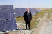 Doğankent Belediyesi GES'ten Ayda 100 Bin Lira Gelir Sağlıyor