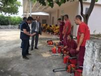KUZUCULU - Dörtyol'da Orman Yangınlarına Karşı Etkili Mücadele Eğitimi Ve Denetimi Yapıldı