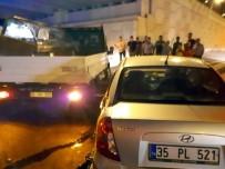 İLKBAHAR - Edremit'teki Kazalarda 2 Kişi Yaralandı