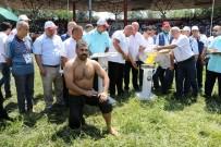 Er Meydanı'nda Başpehlivanlar, İkinci Tur Kura Çekimini Yaptı