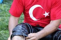 Er Meydanı'nda Başpehlivanlık İlk Tur Kura Çekimi Yapıldı