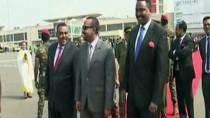 ETİYOPYA BAŞBAKANI - Eritre Cumhurbaşkanı Afewerki'den Etiyopya'ya Tarihi Ziyaret