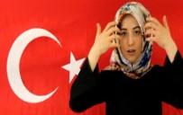 Erzincan'da İşaret Dili İle 15 Temmuz Şehitleri Anıldı