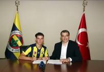 FORMA - Fenerbahçe, 1999 Doğumlu Ferdi Erenay Kadıoğlu'nu Transfer Etti