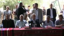 LUT GÖLÜ - Filistin Başbakanı Hamdallah'tan Uluslararası Topluma 'Han El-Ahmer' Çağrısı