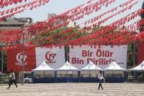 Gaziantep'te 15 Temmuz Hazırlıkları Devam Ediyor