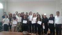 KADİR ÇELİK - Gökçebey'de 150 Kişi İçin Planlanan Kurslar Tamamlandı