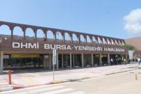 UÇAK TRAFİĞİ - Haziranda Yenişehir'den 20 Bin Kişi Uçtu