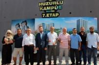 VERGİ REKORTMENİ - Huzurlu Kampüs Marina Projesinde Anahtar Teslimi Yapıldı