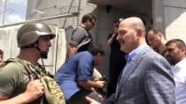 JANDARMA GENEL KOMUTANI - İçişleri Bakanı Soylu, Tunceli'de Güvenlik Kulesini Ziyaret Etti