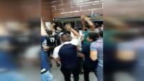 SOKAĞA ÇIKMA YASAĞI - Iraklı Protestocular Necef Havalimanı'nı Bastı