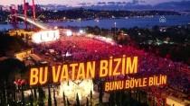 JANDARMA GENEL KOMUTANLIĞI - Jandarmadan 15 Temmuz Şehitleri Anısına Klip