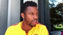 RYAN DONK - 'Kariyerimi Galatasaray'da Sonlandırmak İstiyorum'
