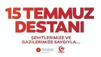 İPEKYOLU - Kaymakam Öztürk'ten 15 Temmuz Mesajı