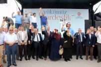 RAMAZAN AYı - Kayseri'den Halep'e 10 Tır Yardım