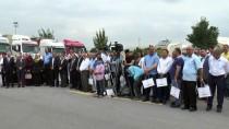 MAZLUM - Kayseri'den Suriyelilere 10 Tır Yardım